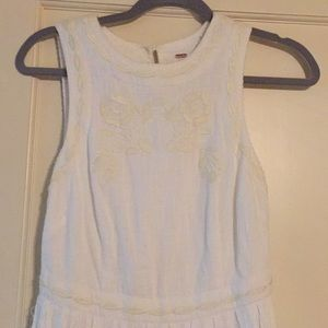 Free People Dresses - Free People Birds of feather dress